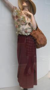 longer length separate skirt - London