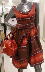 Transitional Palette Plaid from Vivienne Westwood