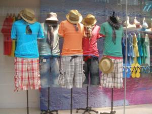 Primark Men's Fashion Window