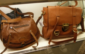 Utility Bags Trend in Paris - Fall 2010