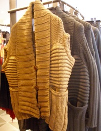 Textured Knits - Barneys