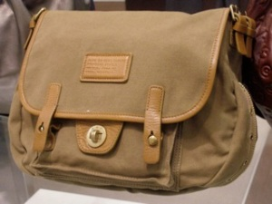 Messenger Bag - Saks
