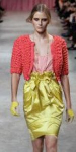 2012 Fashion Color Trend: The Color Surge