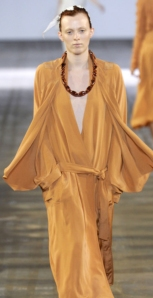 2012 Fashion Trend Research - Silky