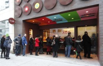 Sprinkles Cupcakes Retail Success