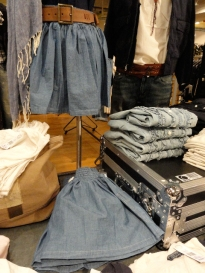 Spring 2011 in Paris and London: Denim Story