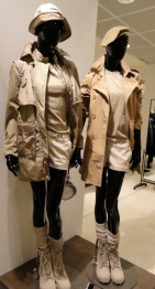 Spring 2011 in Paris and London: Beige