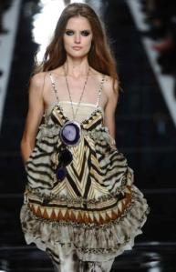SUMMER/TRANS 2012 Trend Direction -- Cultural Romance, African