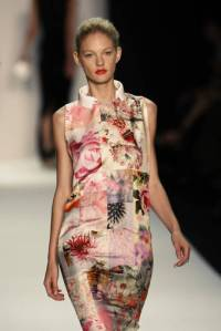 SUMMER/TRANS 2012 Trend Direction -- Cultural Romance, Asian