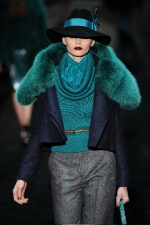 Fall 2012 Trend Research COLOR -- Peacock Teals 1