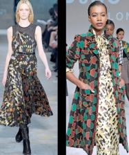 Fall 2011 Trend Direction: Prints -- Geometrics