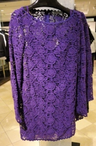 HOLIDAY 2012 TREND RESEARCH - Regal Purple