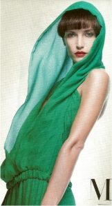 HOLIDAY 2012 TREND RESEARCH - Green-Blues