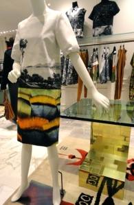 Europe Retail Shift: Selfridges Spring 2012