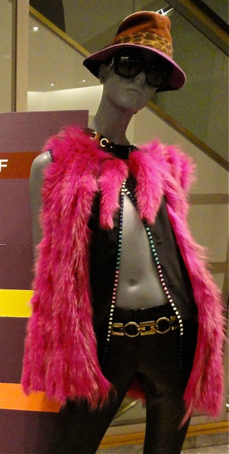In Stores Fall 2012: Shopping Chicago - Fur