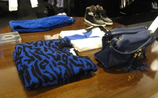 NEWS FROM EUROPE Fall 2012 - Blues Colors