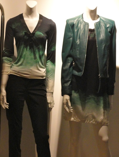 NEWS FROM EUROPE Fall 2012 - Hunter Green Colors